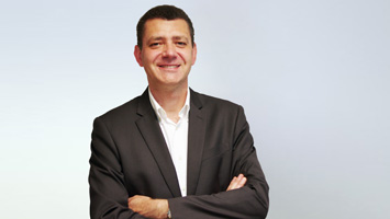 Laurent Chevalier, Responsable informatique de BRZ France