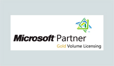 Microsoft Partner Network – Gold Volume Licensing pour BRZ Suisse SA