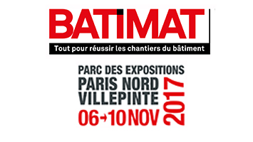 Invitation à Batimat 2017