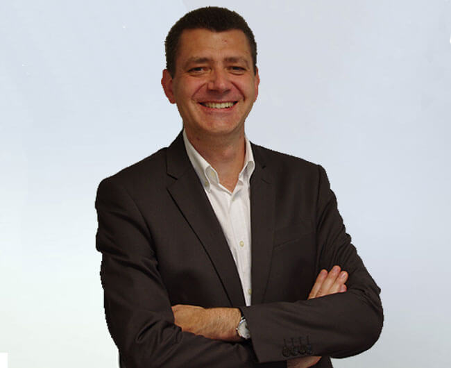 Laurent Chevalier, responsable IT chez BRZ France