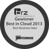 Computerwoche: Best Business Idea 2013