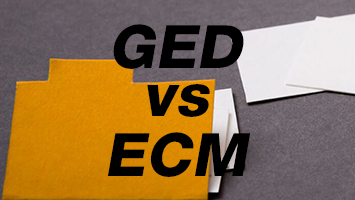 Ged Vs Ecm Les Differences Brz