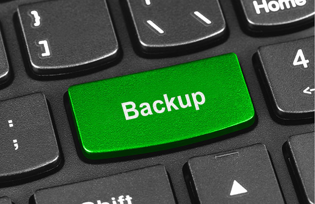 Backup Datensicherung